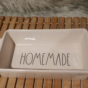 NWT Rae Dunn Homemade backing pan